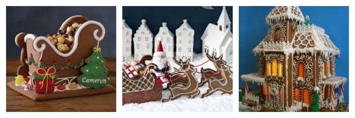 Corporate gingerbread gifts and corporate christmas gift ideas