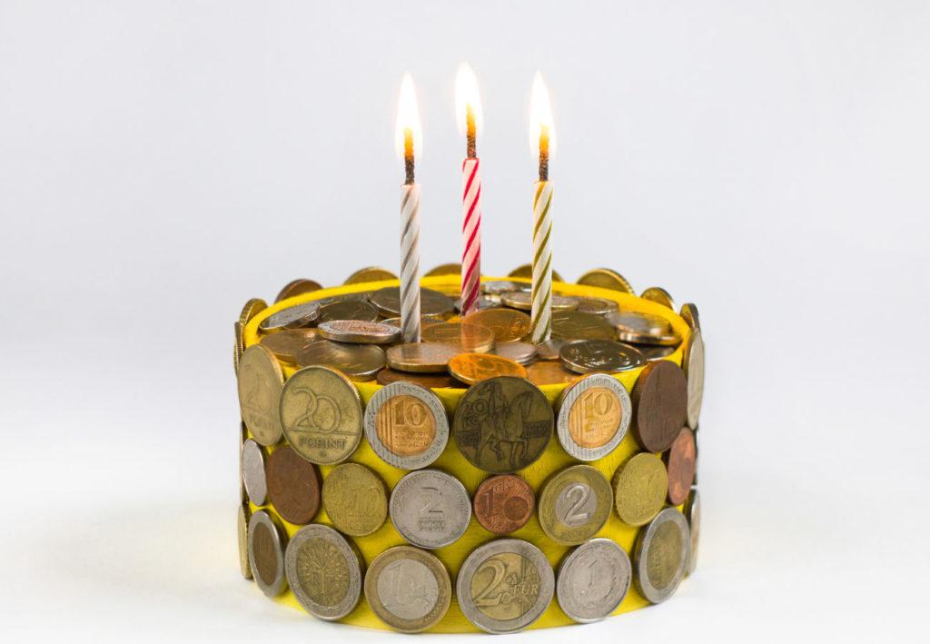 money cake cake tips